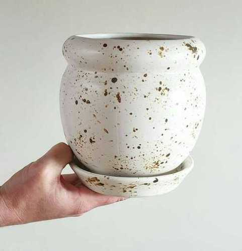 Handcrafted Ceramic Cutie Planter