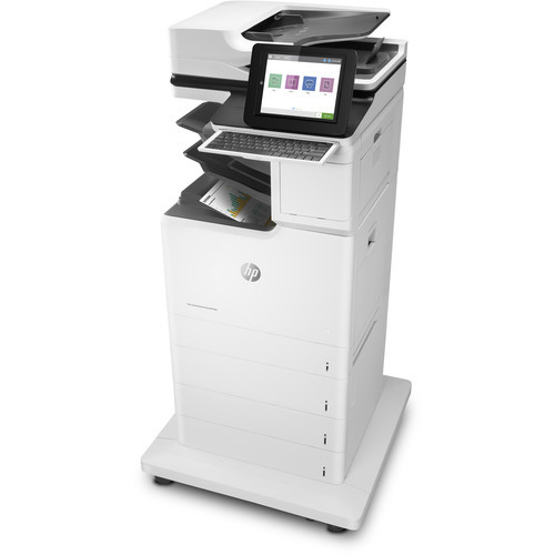 HP Color Flow M681Z All In One Laser Printer