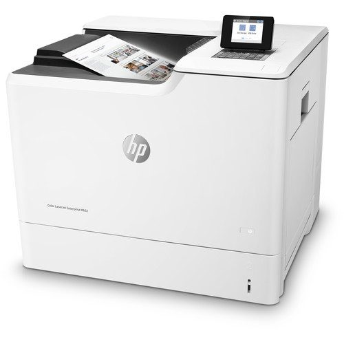 HP Color LaserJet Enterprise M652N Printer Black Print Speed: 50 PPM