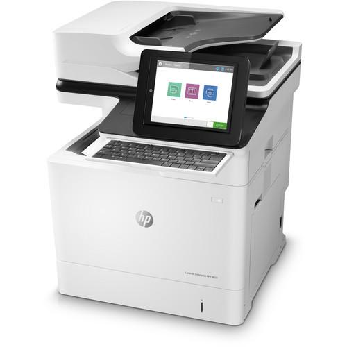 HP Flow M631H Monochrome All In One Laser Printer