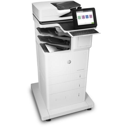 HP Flow M633Z Monochrome All In One Laser Printer