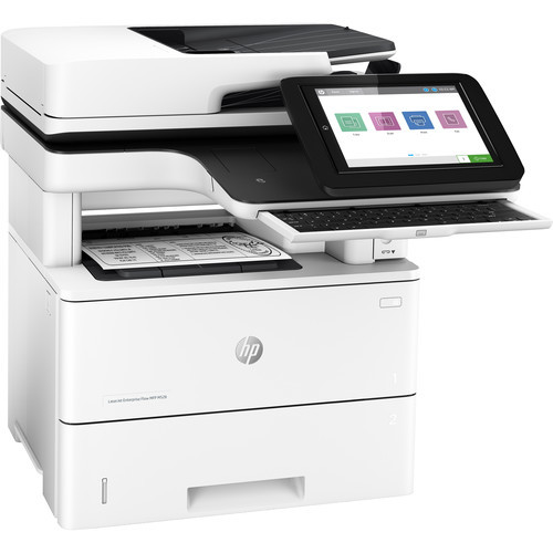 HP LaserJet Enterprise Flow MFP M528z Monochrome Printer