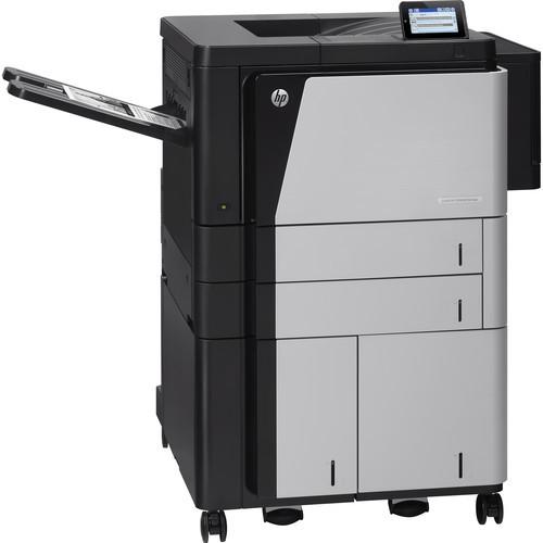 HP LaserJet Enterprise M806X Black And White Printer