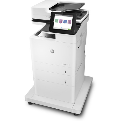 HP M632FHT Monochrome All In One Laser Printer Black Print Speed: 65 PPM