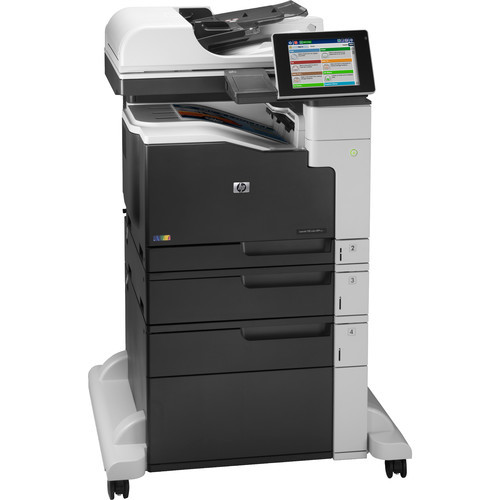 HP M775F Laserjet 700 Color Multifunction Printer