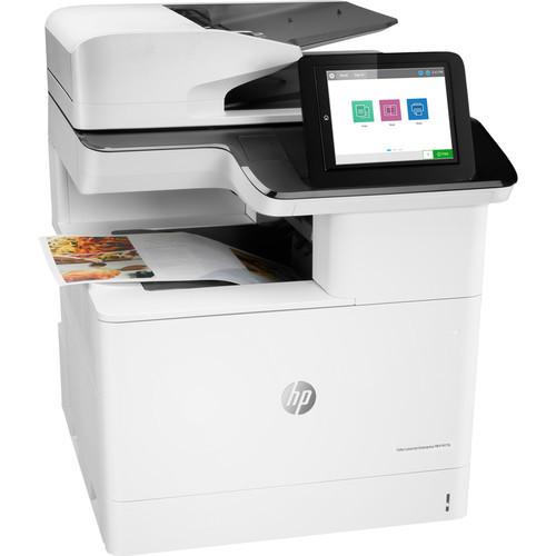 Automatic Hp M776Dn Color Laserjet Enterprise Multifunction Printer