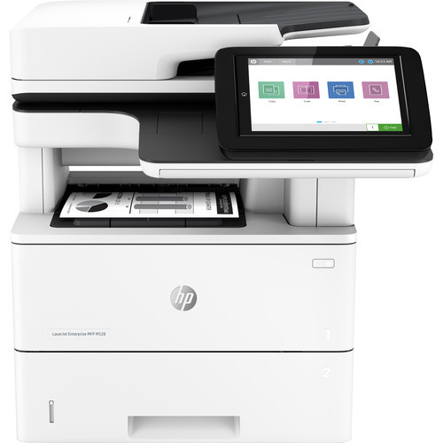 HP MFP M528DN Monochrome Laser Printer Black Print Speed: 45 PPM