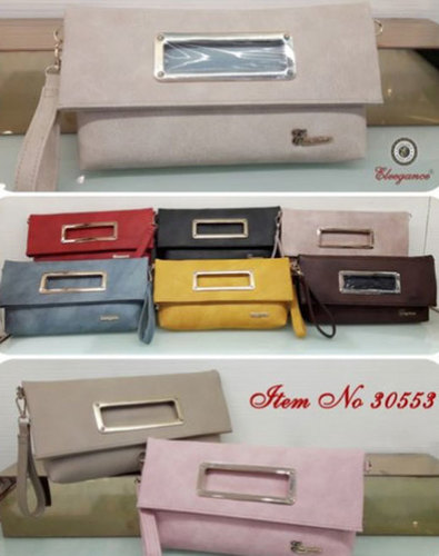 Ladies Fashionable Clutch Bags