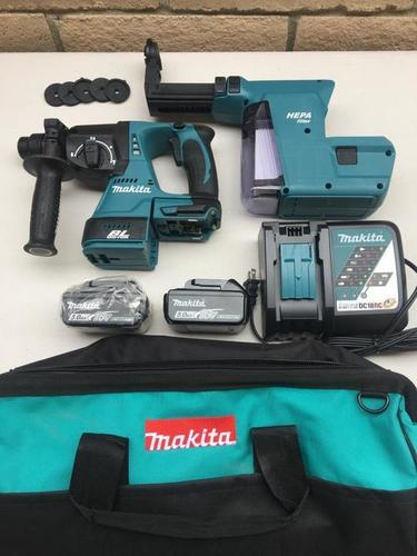 Lithium Ion Cordless Hammer Application: Industrial