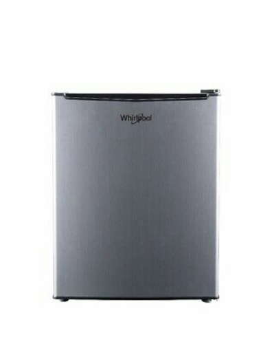 New Stainless Steel Mini Compact Small Refrigerator Freezer 2.7cu ft (Whirlpool)