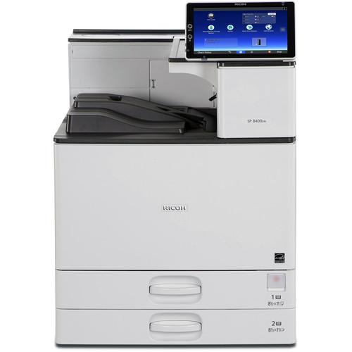 Automatic Ricoh Sp 8400Dn Monochrome Laser Printer