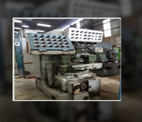 Semi Automatic Gear Shaving Machine