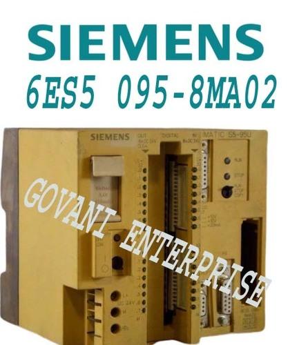 Siemens 6ES5095-8MA02 PLC CPU Simatic S5 24VDC