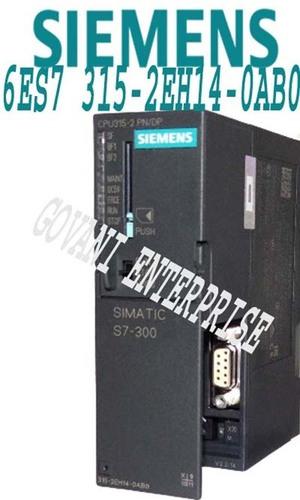 Siemens 6ES7 315-2EH14-0AB0 Central Processing Unit 12 MBIT/S 1st Interface
