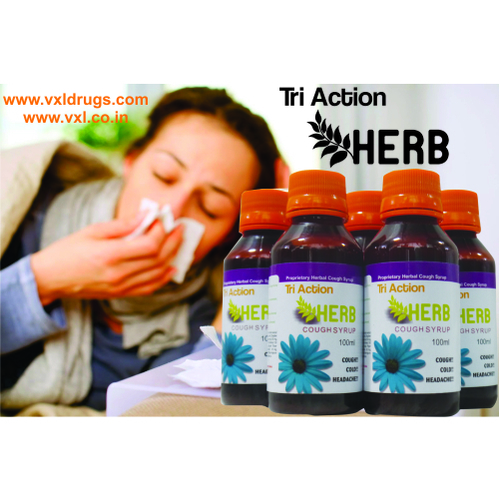 Tri-Action Cough Syrup 100ml