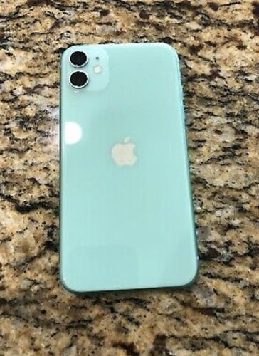 Unlocked IPhone 11 256 GB (Apple)