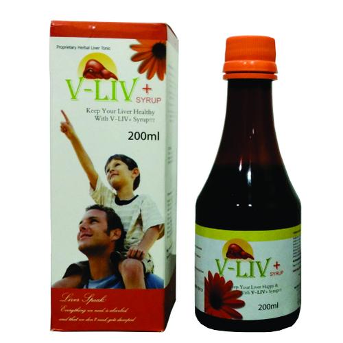 V-Liv Syrup Liver Tonic
