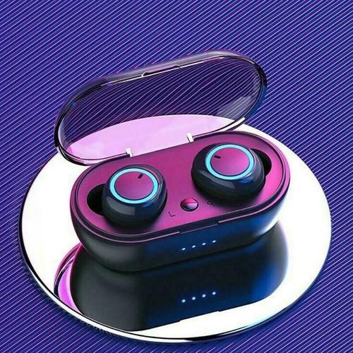 W12 Bluetooth 5.0 Mini Headset TWS Wireless Earbuds