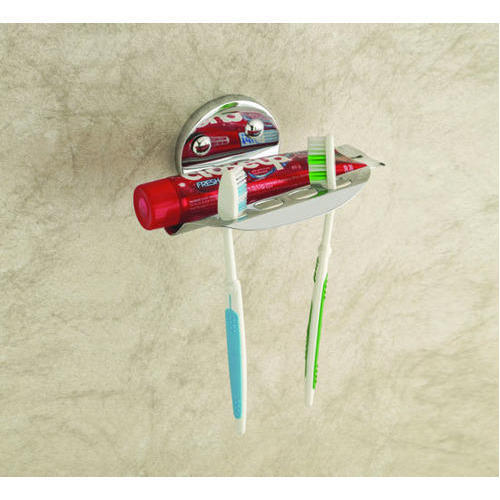 Wall Mount Tooth Paste Holder