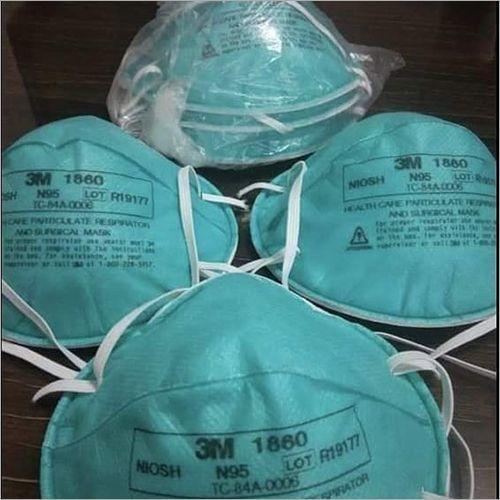 1860 N95 Latex Free Face Mask