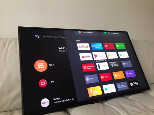 49 X950H Series 4K UHD HDR LED Android Smart TV with Google Assistant