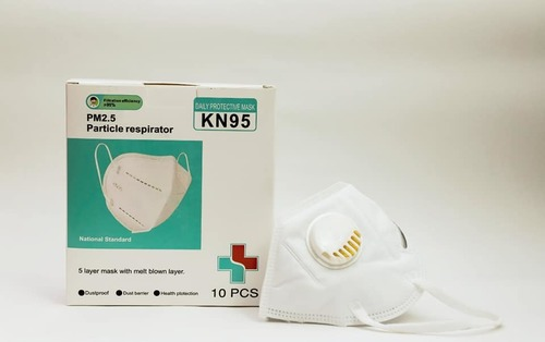 5 Layer KN95 Noise Mask with Filter