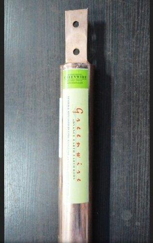 60mm Dia 2 Meter Strip In Pipe Copper Bonded Electrode
