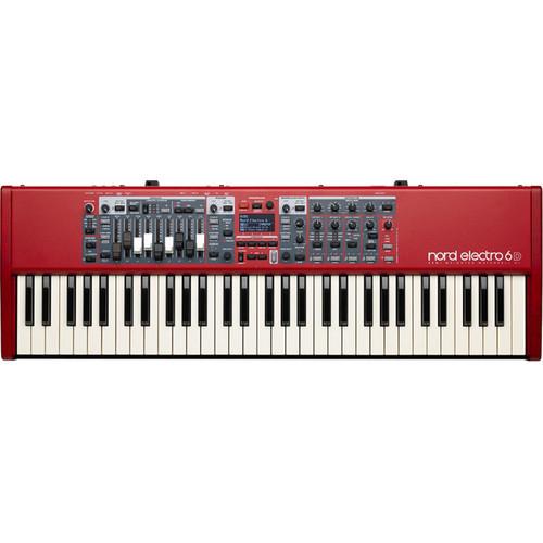 61 Note Semi Weighted Waterfall Keyboard