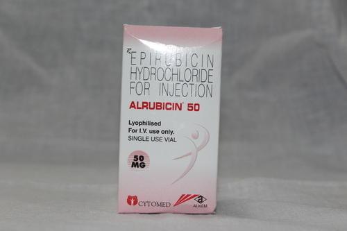 Alrubicine 150mg Epirubicine For Injection