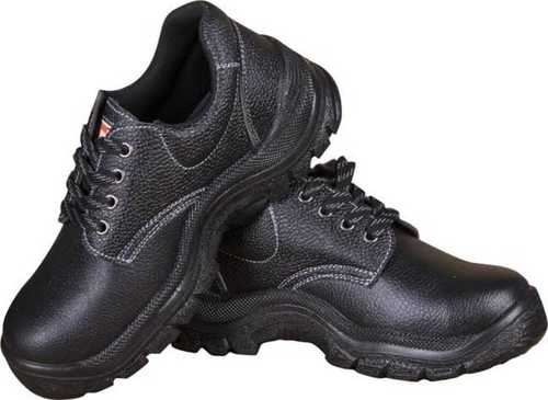 Black Color Industrial Safety Shoes