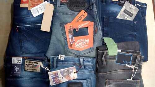 Branded Men Slim Jeans