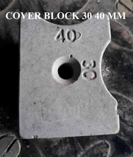 Concrete Cover Block 30 40 Mm