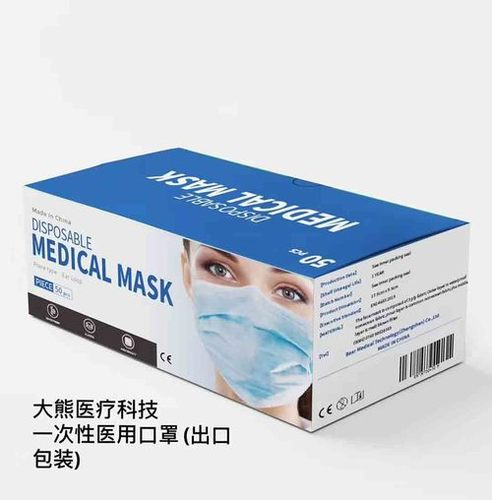 Disposable Non Woven Medical Face Mask