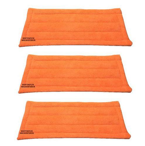 Fine Finish Orange Cotton Mop