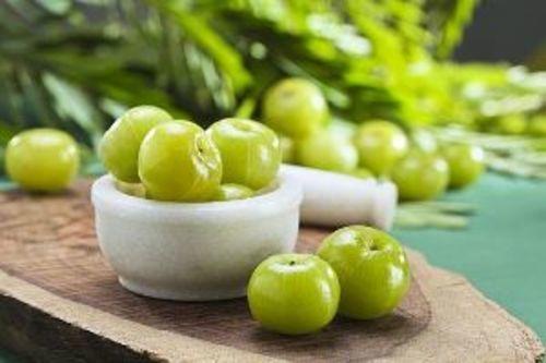 Fresh Amla Health Food Certifications: Fssai