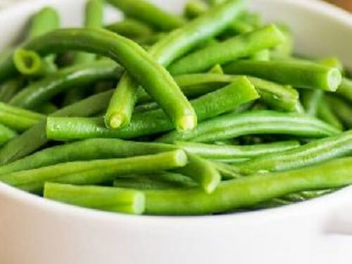 Fresh Green Beans for Cooking