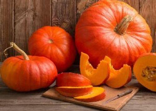 Fresh Orange Pumpkin for Cooking