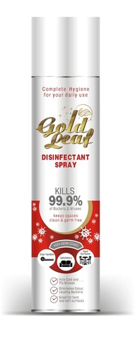 Gold Leaf Disinfectant Spray