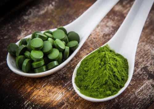 Herbal Botanical Spirulina Powder