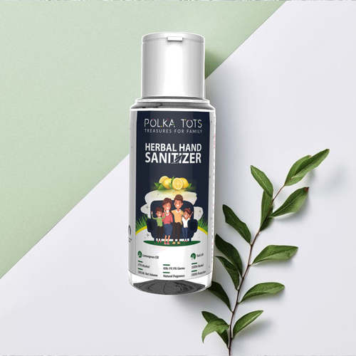 Herbal Hand Sanitizer 100 ml