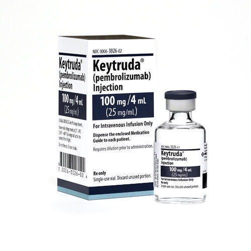 KEYTRUDA (Pembrolizumab) Injection