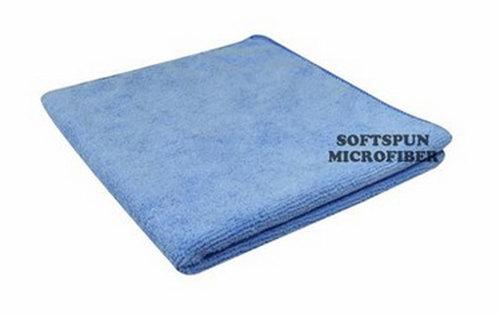 Light Weight Microfiber Plain Bath Towel Set