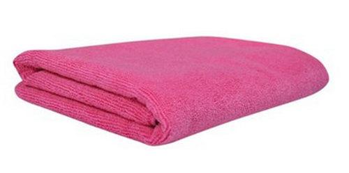 Light Weight Plain Bath Towel Set