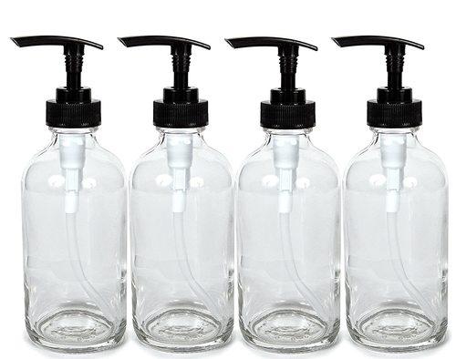 Perfect Shape Pump Empty Bottle