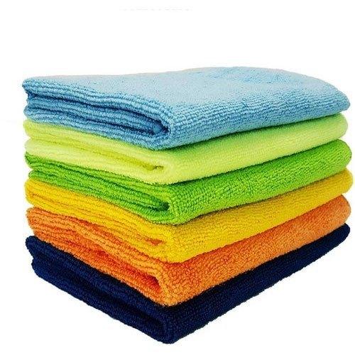 Plain Cleaning Towel (30 X 40 Cm)