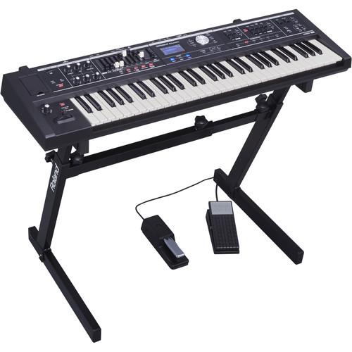 Roland V Combo VR 09B 61 Key Live Performance Keyboard
