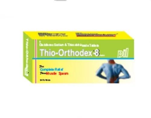 Thio Orthodex Tablet 8
