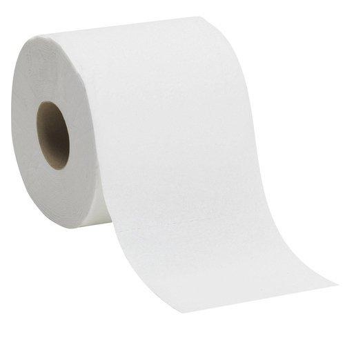 Toilet White Paper Roll