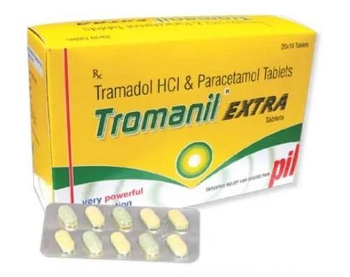 Tromanil Extra Tablet