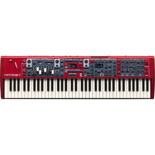 73 Note Semi Weighted Waterfall Keyboard